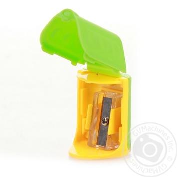 Чинка пластикова з контейнером - купити, ціни на Ашан - фото 3