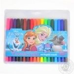 Markers 1 veresnya Frozen 18colors