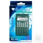 Калькулятор Brilliant инженерный BS-110