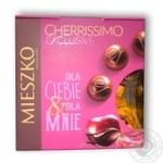 Цукерки Mieszko Cherrissimo Exclusive шоколадні праліне 236г