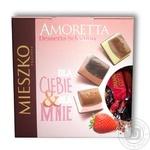 Конфеты Mieszko Amoretta Desserts Selection шоколадные пралине 229г