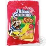 Цукерки жувальні мавпи та банани Juicee gummee 80г