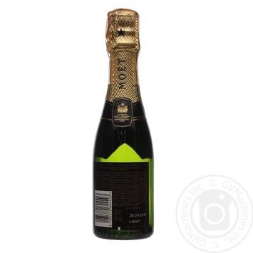 Шампанское Moet & Chandon Brut Imperial белое сухое 12% 0.2л - купить, цены на Novus - фото 4
