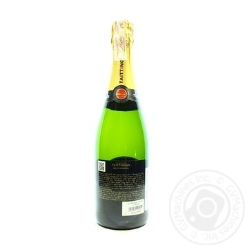 Шампанське Taittinger Brut Reserve 12.5% 0,75л - купити, ціни на CітіМаркет - фото 2