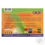 Пластилін ZiBi 8 кольорів 200г - купити, ціни на CітіМаркет - фото 2
