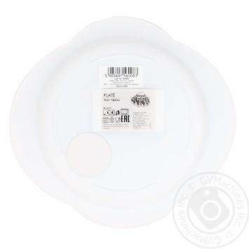 Тарелка Canpol пластиковая детская - купить, цены на МегаМаркет - фото 2
