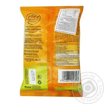 Соломка Ulker Clip с кунжутом 100г - купить, цены на МегаМаркет - фото 2