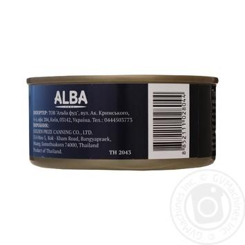 Тунец Alba салатный в собственном соку 150г - купить, цены на МегаМаркет - фото 2