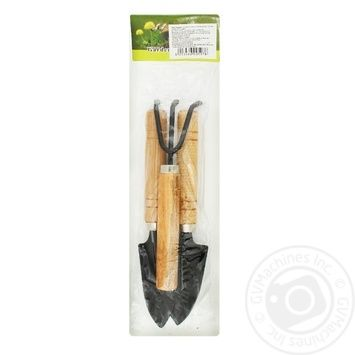 Набор садовых инструментов Gonchar 18см - купить, цены на Фуршет - фото 2