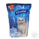 Наповнювач д/туалетів сілікагелевий Best Cat Синій 3,6л х10