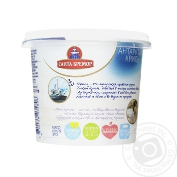 Santa Bremor seafood for sandwich with garlic cream-pasta 150g - buy, prices for Novus - image 2