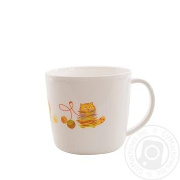 Чашка Baby Team детская 200мл - купить, цены на Ашан - фото 1