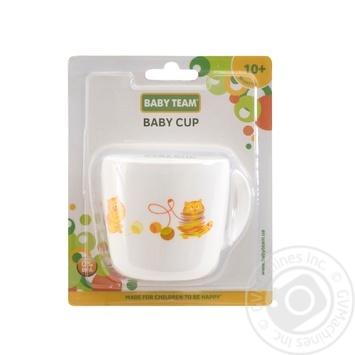 Чашка Baby Team детская 200мл - купить, цены на Ашан - фото 4