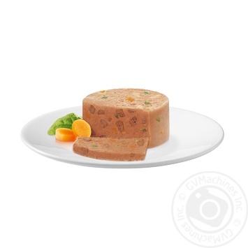 Корм GOURMET Gold С уткой морковью и шпинатом в паштете для взрослых кошек 85г - купить, цены на Таврия В - фото 2