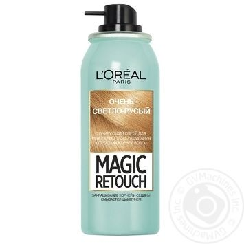 L`Oreal Magic Retouch Blond For Hair Toning Spray 75ml - buy, prices for Novus - image 4
