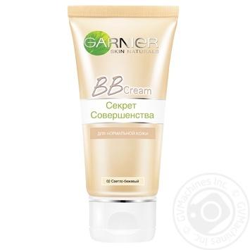 Garnier Skin Naturals Light Beige BB Hydrating Face Cream - buy, prices for EKO Market - photo 3