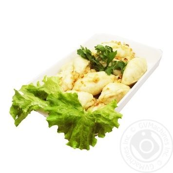 Dumplings with cabbage weight - buy, prices for Auchan - photo 1