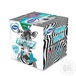 Салфетки косметические Zewa Kids Zoo Cube детские 3-х слойные 60шт - купить, цены на Novus - фото 5