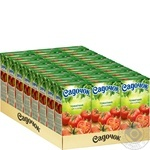 Сок Садочок томатный с солью 0,5л - купить, цены на ЕКО Маркет - фото 3