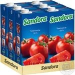 Sandora Tomato Juice with Salt 2l - buy, prices for Novus - image 2