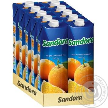 Сок Sandora апельсиновый 950мл - купить, цены на Метро - фото 2