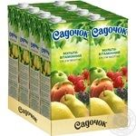 Sadochok multivitamin juice 1,45l - buy, prices for Novus - image 2