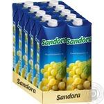 Сік Sandora Виноград 950мл - купити, ціни на МегаМаркет - фото 2