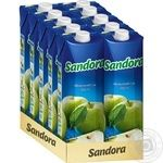 Сок Sandora яблочный 950мл - купить, цены на Метро - фото 2
