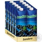 Нектар Sandora черная смородина 950мл - купить, цены на МегаМаркет - фото 2