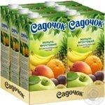 Нектар Садочок мультифруктовий 1,93л - купити, ціни на Novus - фото 3