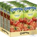 Сок Садочок томатный с солью 1,93л - купить, цены на Фуршет - фото 3