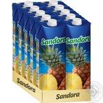 Нектар Sandora Ананас 950мл - купити, ціни на МегаМаркет - фото 2