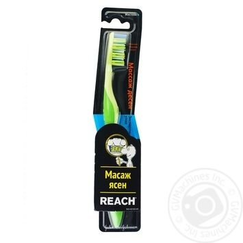 Reach Stay White Hard Toothbrush - buy, prices for Novus - image 1