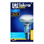 Лампа рефлекторная Искра R50 Т 230 40Вт Е14