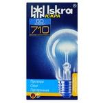 Лампа Іскра А50 60ВТ Е27