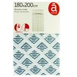 Actuel Curtains for Baths 180*200cm