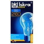 Лампа прозора Іскра Е27 150Вт 230В