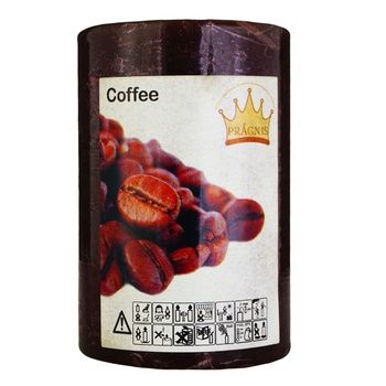 Свеча Pragnis кофе 5,5х8см