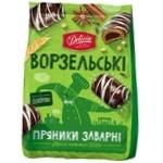 Delicia Vorzelski Scalded Gingerbread 250g