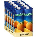 Sandora orange juice 950ml - buy, prices for Auchan - photo 2