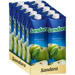 Сок Sandora яблочный 950мл - купить, цены на Фуршет - фото 2
