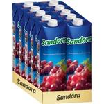 Нектар Sandora из красного винограда 0,95л - купить, цены на Метро - фото 2