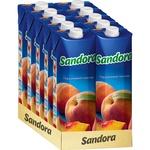 Нектар Sandora персиковый 0,95л - купить, цены на Метро - фото 2