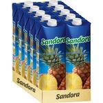 Нектар Sandora Ананас 950мл - купить, цены на Ашан - фото 4