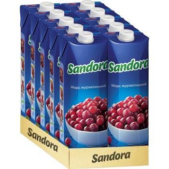 Sandora Cranberry Morce 0,95l - buy, prices for CityMarket - photo 2