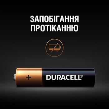 Батарейки Duracell AAA лужні 12шт - купити, ціни на Метро - фото 3