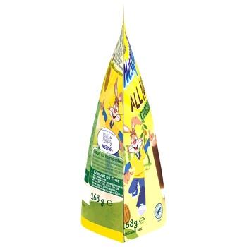 NESTLÉ® NESQUIK® ALL NATURAL chocolate flavour milk powder 168g - buy, prices for CityMarket - photo 5
