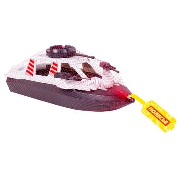 Іграшка Polesie катер прикордонний - купити, ціни на Novus - фото 2