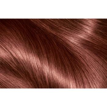 Крем-фарба для волосся Garnier Color Sensation №6.15 Чуттєвий шатен - купити, ціни на Ашан - фото 2