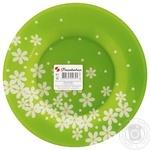 Pasabahce Green Garden Plate 195mm
